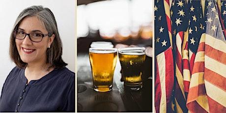 Virtual Patriotic Beer Tasting: Cheers to America! tickets