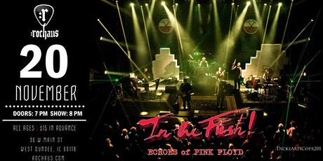 In the Flesh - Echoes of Pink Floyd tickets