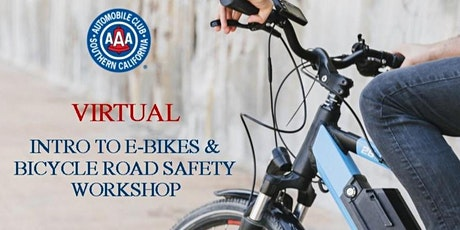 Free Workshop: Intro to E-Bikes and Bicycle Road Safety tickets