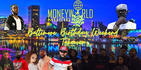 Money World Musiq Baltimore City Weekend Takeover tickets