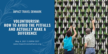 Voluntourism: how to avoid the pitfalls and actually make a difference tickets