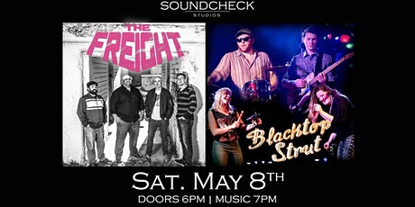 The Freight + Blacktop Strut tickets