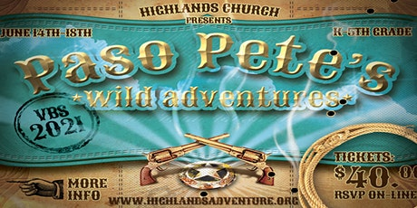 VBS 2021 tickets