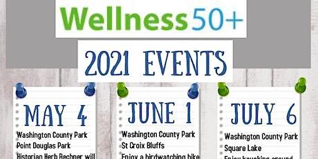 Wellness 50+ Events-Free Tuesday -Washington County Parks tickets