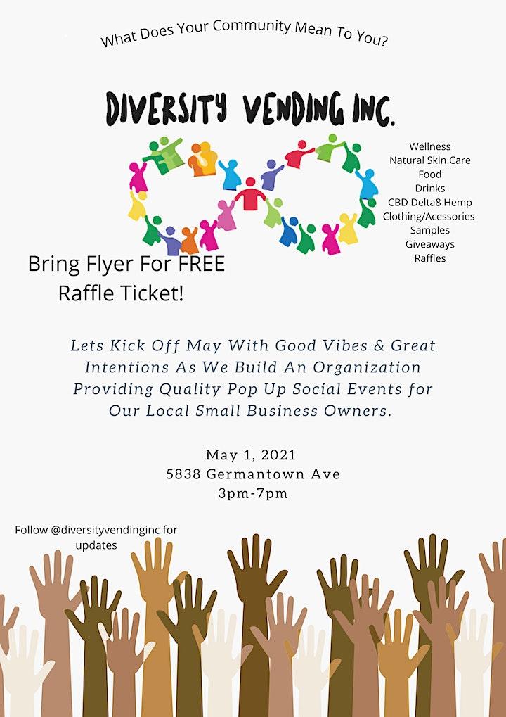 Diversity Vending Inc Presents Good Vibes! image
