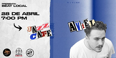 Aviel En Vivo   Jazz Cafe entradas