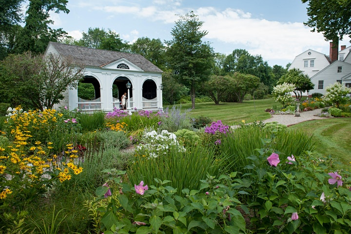 CT Open House Day at the Phelps-Hatheway House & Garden image