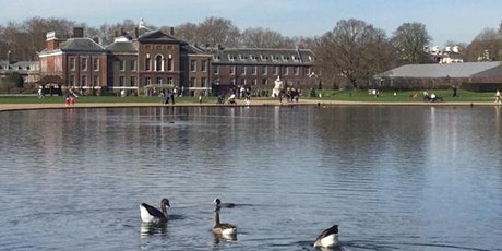 Kensington Gardens and Hyde Park walking tour tickets