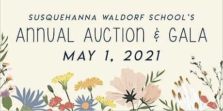 Susquehanna Waldorf School 2021 Annual  Auction & Gala tickets