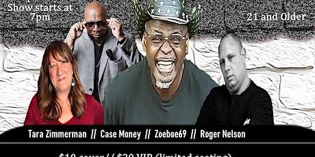 King's Castle Comedy Showcase tickets