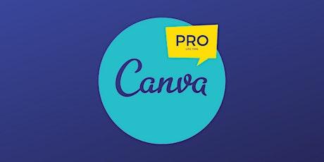 Canva Pro (2 CEUs, #256-5074-E) tickets