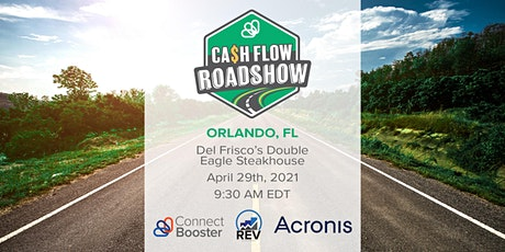 Cashflow Roadshow - Orlando tickets