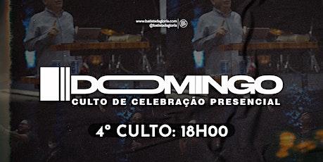 4a. CELEBRAÇÃO NOITE - 25/04 ingressos