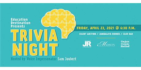 Autism Acceptance Trivia Night, Presented by Education Destination tickets