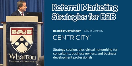 Sales - Referral Marketing Strategies - Networking ingressos