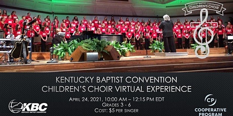 KBC Children's Choir at FBC Pikeville tickets