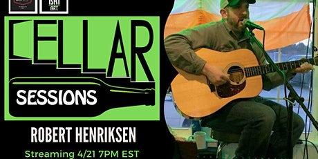 Cellar Sessions with Robert Henriksen tickets