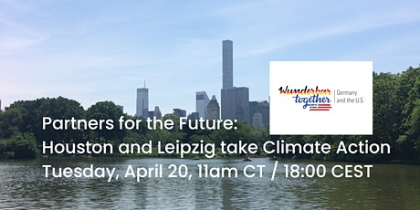 Partners for the Future: Houston and Leipzig take Climate Action tickets