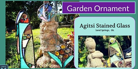 Stained Glass Garden Ornament Make and Take tickets