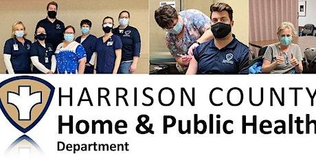 Harrison County Vaccination Clinic- Missouri Valley  4/17/21 (Moderna) tickets