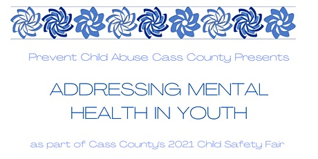 Addressing Mental Health in Youth tickets