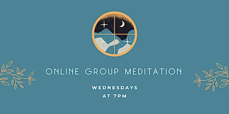 Group Meditation *BEGINNER FRIENDLY* tickets