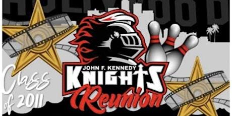John F. Kennedy Class of 2011 10 year Reunion tickets