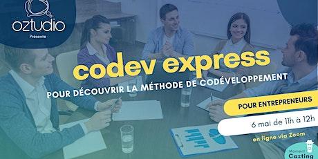 Codev express #4 tickets