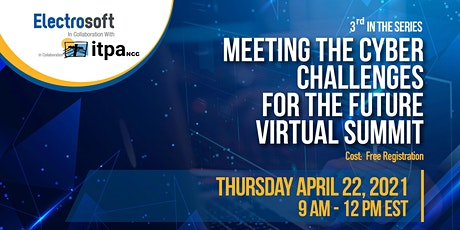 MEETING THE CYBER CHALLENGES FOR THE FUTURE tickets