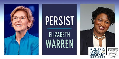 P&P Live! Elizabeth Warren | PERSIST with Stacey Abrams tickets