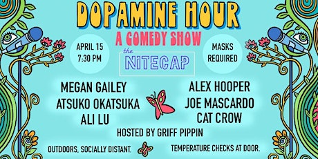 Dopamine Hour: Outdoor Comedy tickets