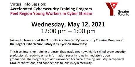 Accelerated Cybersecurity Training Program _Ryerson University tickets