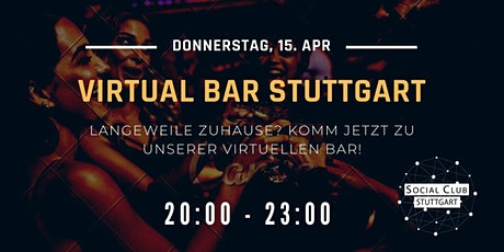 Virtual Bar - Social Club Stuttgart Tickets
