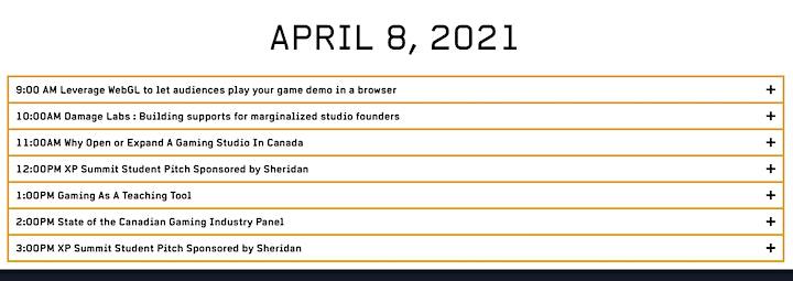 XP Game Developer Summit 2021 image