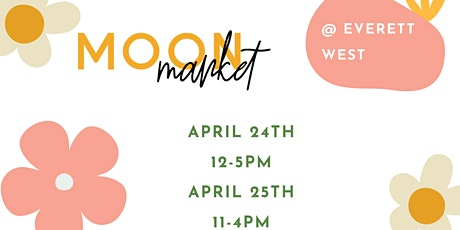 April PDX Moon Market tickets