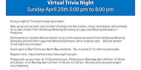Virtual Trivia Night with HenHouse and Lagunitas Beer tickets