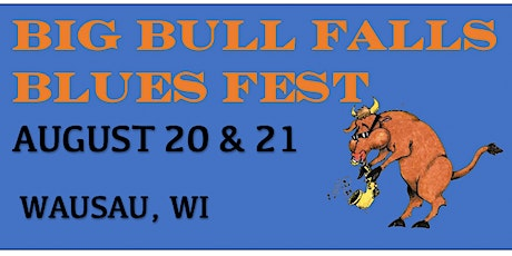 Big Bull Fall Blues Fest - Wausau tickets