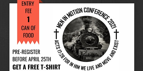 Men in Motion Conference tickets