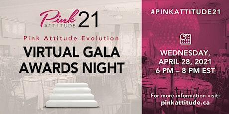 Pink Attitude Awards Gala 2021 tickets