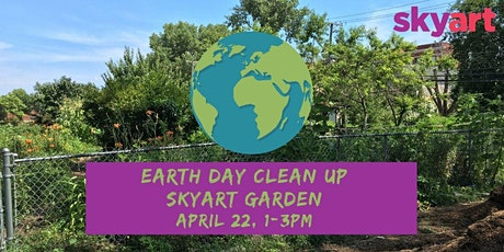 Earth Day Clean Up tickets