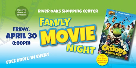 River Oaks Family Movie Night tickets