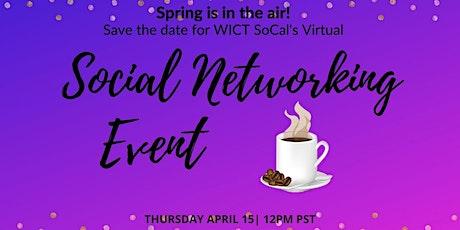 Virtual Social Networking tickets