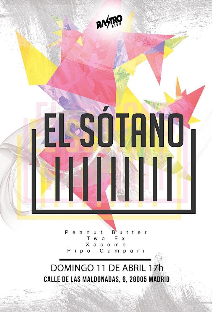 Imagen de Rastro Live x El Sótano