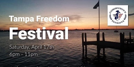 First Annual Tampa Freedom Festival tickets