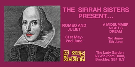 The Sirrah Sisters Present... tickets
