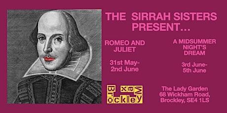 The Sirrah Sisters Present... biglietti