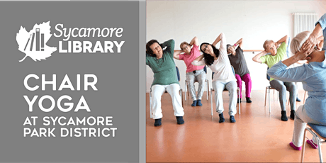 Chair Yoga at Sycamore Park District tickets