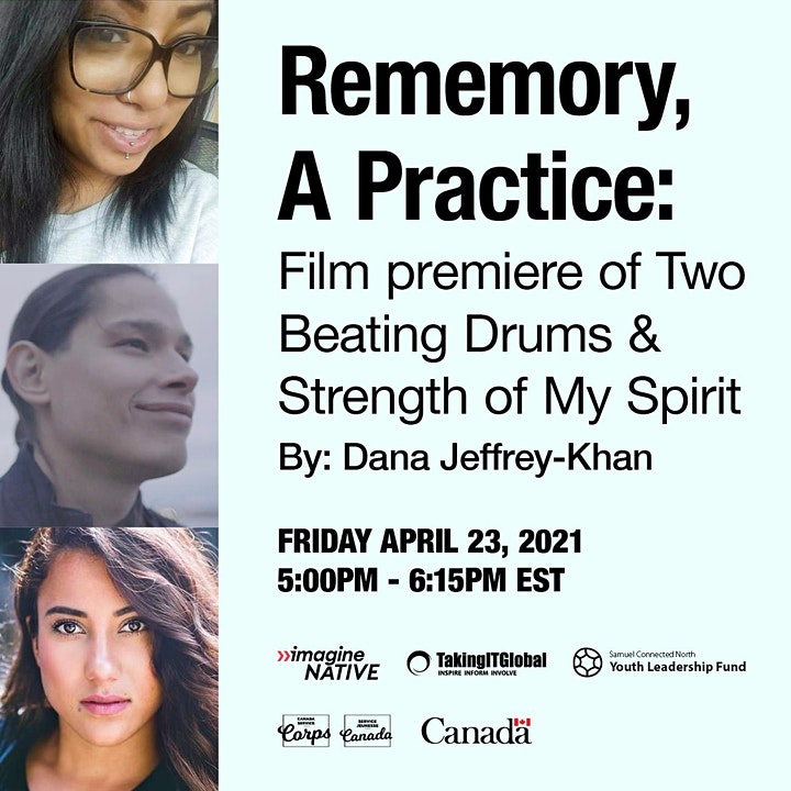 Rememory, A Practice: A  Film Premiere image