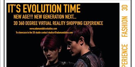 360 degree virtual shopping experience tickets