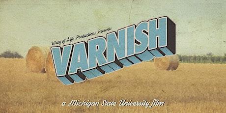 Varnish Drive-in Film Premiere tickets